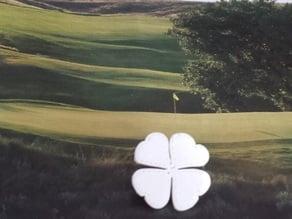 Four-leaf clover Ball Marker