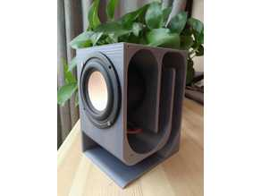 HIFI Maze Speaker audio box