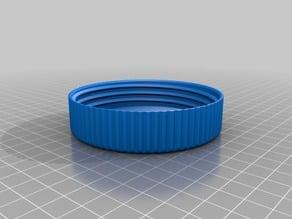 28 oz Plastic Jar Cap (JIF peanut butter)
