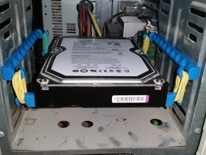 HDD vibration damper