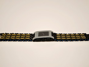 Robox Pebble watch strap V2