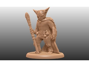 Goblin Caster - Tabletop Miniature