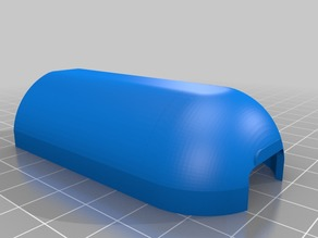Roku Remote battery cover (longer reversion)