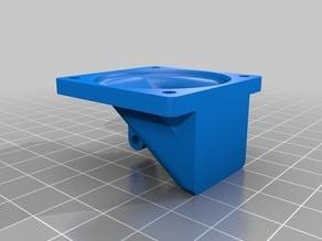 Cooler for Mini Kossel - 40mm fan