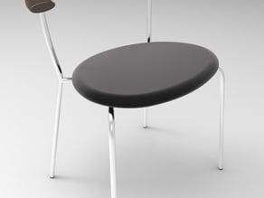 PP Moblers Hans J. Wegner pp701 chair