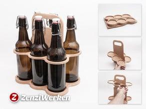 Flat-pack Beer Crate cnc/laser