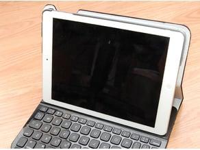 iPad Air half case / broken keyboard fix