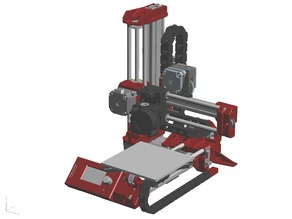 Tinybot Desktop Mini 3D Printer