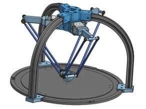 ROBOTIS OpenManipulator Delta