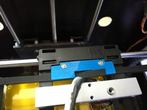 CTC X - Axis Belt tensioner/ Belt clamp