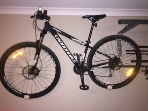 Mountain Bike MTB Wall Mount