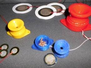 piezo disc beeper horn
