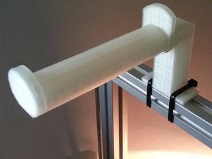 Bukobot spool holder d-min 32mm length 100mm