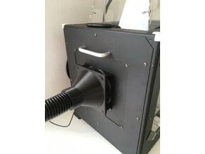 Ventilation kit for Flashforge Creator and Qidi printer