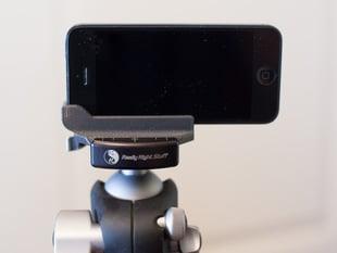 iPhone 4 4S 5 Arca-Swiss Style Plate