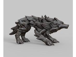 Needle wolf