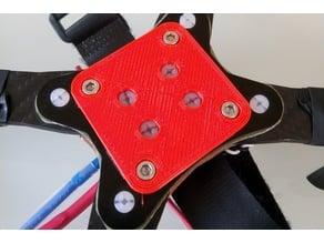 Martian frame battery protector