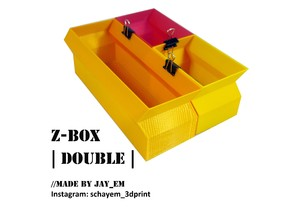 Z-BOX | double | Storage by jay_em