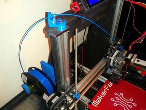Makerfarm Prusa i3V spool holder
