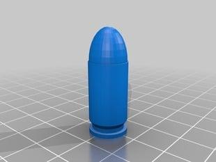 .45 Bullet replica