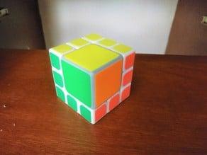 Bandaged Corner for 3x3x3 cube
