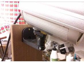 Surveillance Camera Mount