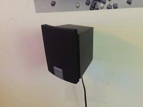 Logitech Inspire 5.1 Speaker mount