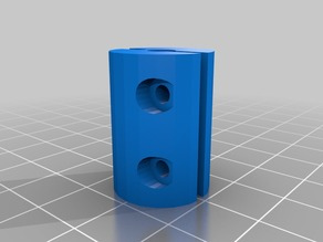z axis coupler 5-5 mm