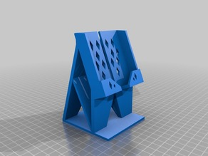 Vertical Phone Stand (72mm Max Width)