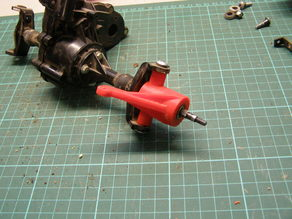 Tamiya clodbuster upright