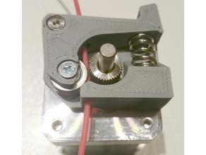 CTC Prusa i3 Pro B - MK8 to MK9 Extruder Upgrade