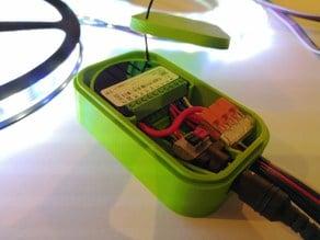 Fibaro RGBW boitier avec alimentation