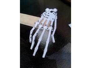 Soft Robot Fingers