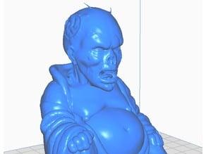 Zombie Buddha