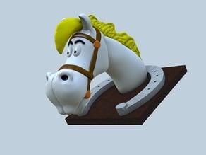 Lucky luke horse : Joly Jumper