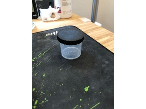 Cap for 35mm measuring cups