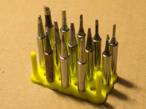 HAKKO soldering iron holder (inner diameter > 3.7mm)