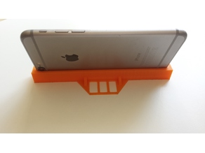 Iphone 6 original horizontal stand/dash mount
