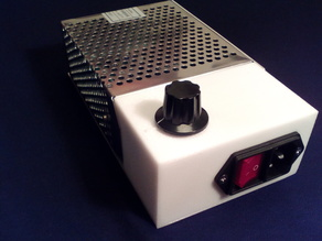 Cover for power supply ER11 spindle