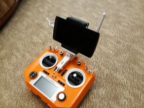 Taranis X7 phone or tablet mount