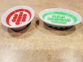 Artisan Soap Dish color remix