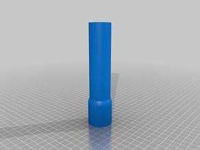 Makita cordless vacuum extension tube.