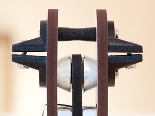 belt tensioner for rostock max