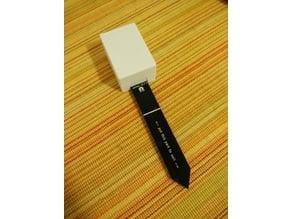 WiFi capacitance soil moisture sensor