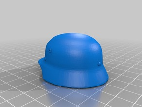 1:6 scale M35 WW2 Helm
