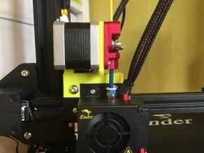 Extruder upgrade for direct