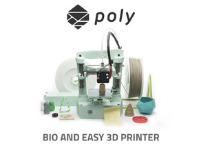 Poly 3D Printer Frame
