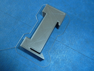 PCB mounting clips for 35mm DIN Rail
