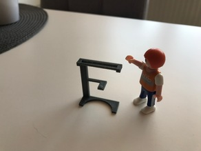 Playmobil Handtuchhalter
