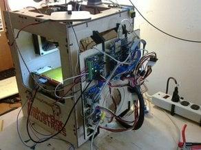 Thing-O-Matic Electronics Side-Mount